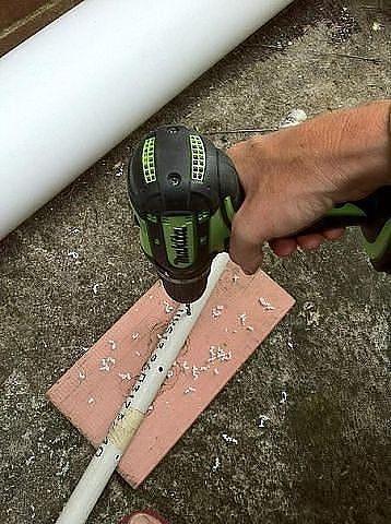 Как сделать вертикальную грядку