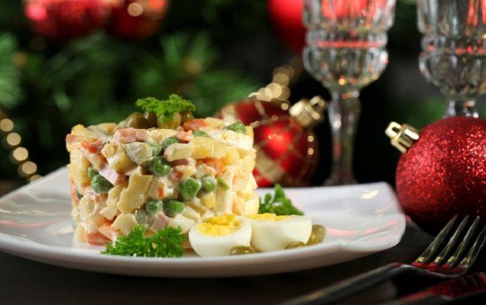 8 блюд для новогоднего стола