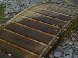 Садовые мостики: 15 фото и видеоинструкция по изготовлению