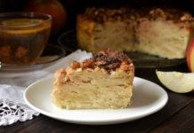 «Невидимый» яблочный пирог!