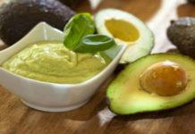 Соус из авокадо