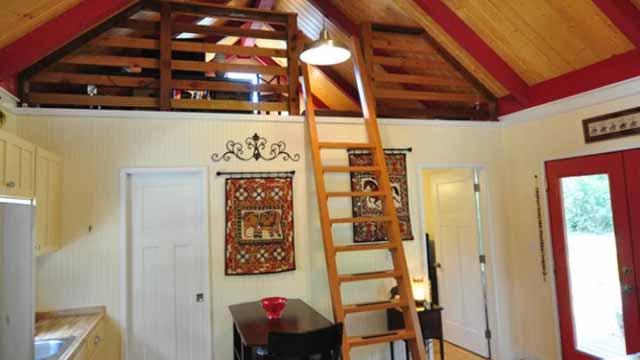 Дачные домики: 47 впечатляющих фото