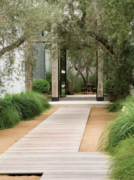 16 профессиональных идей оригинального оформления дорожек в ландшафтном дизайне