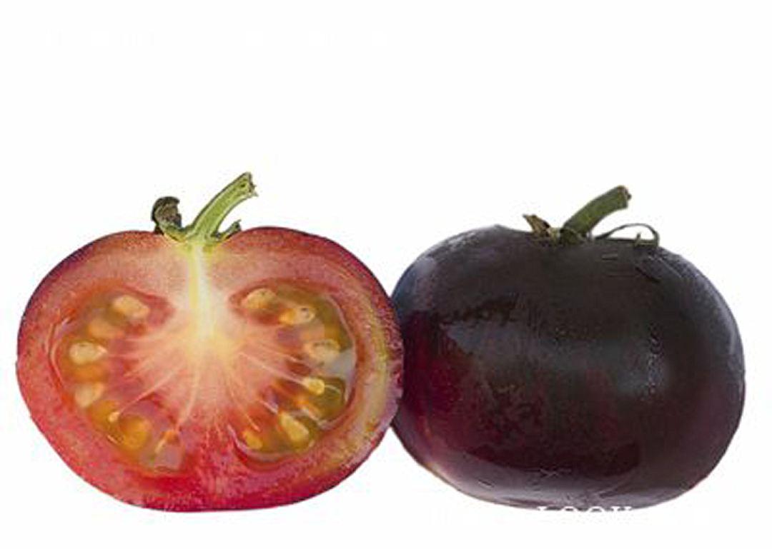 Необыкновенные новые сорта овощей