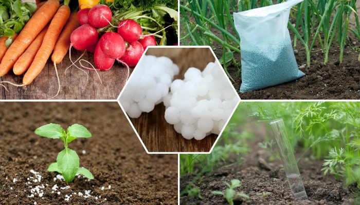 Что такое азотные удобрения и как их правильно применять