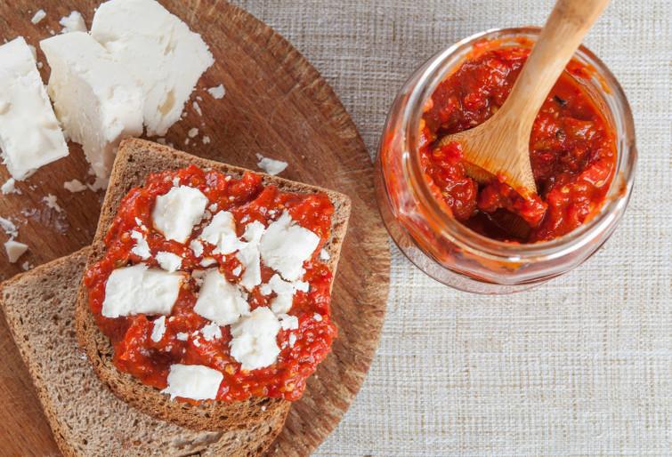 Как сохранить болгарский перец на зиму без варки… Впервые о таком способе слышу!