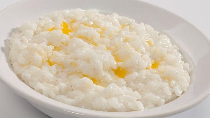 Сварить вкусную рисовую кашу как в садике